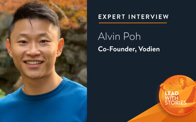 Alvin Poh: Leading Vodien from Small Tech Firm to a $30M Business